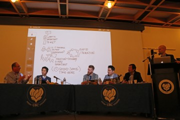 "UBC Press Start Conference: Audio of panel on ""Working with Japanese Game Companies: Best Practices"""