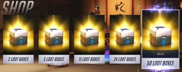 Gambling in Video Games – Loot Boxes