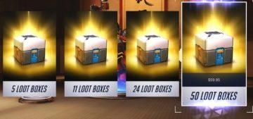 Gambling in Video Games – Loot Boxes